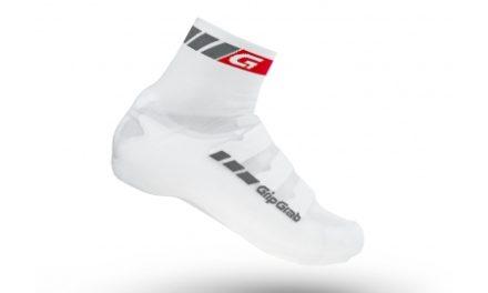 Skovertræk GripGrab Cover Sock hvid