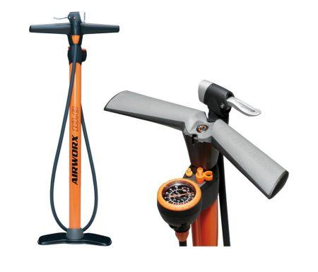 SKS fodpumpe AirWorx 10.0 10 bar/144 PSI Orange