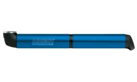 SKS Minipumpe Airboy – Blå – til FV/DV