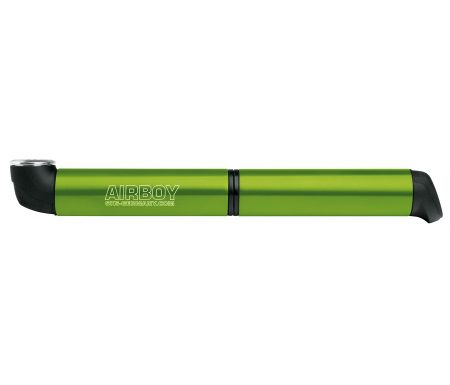 SKS Minipumpe Airboy – Grøn – til FV/DV