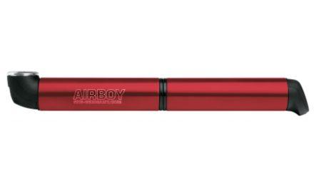 SKS Minipumpe Airboy – Rød – til FV/DV