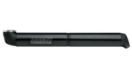 SKS Minipumpe Airboy – sort – til FV/DV