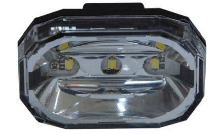 Smart Diamond RL407W – Forlygte med 30 lumen LED