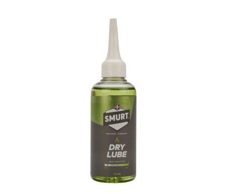 SMURT Dry Lube – Kædeolie – 100 ml.