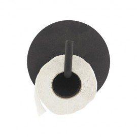 Sort Text toiletpapirholder fra House Doctor fra House Doctor