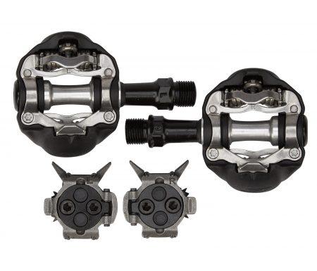 Speedplay SYZR CrMo – MTB pedaler – Sort
