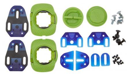 Speedplay Zero Aero Walkable – Klamper – Grøn