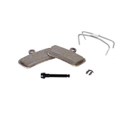 Sram bremseklodser – Trail/Guide – Metal sintered klodser på stål plade – 1 par
