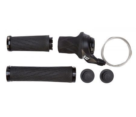 Sram Eagle X01 – Grip Shift – 12 gear – Sort
