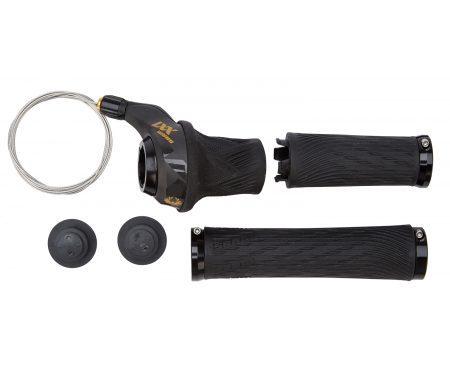 Sram Eagle XX1 –  Grip Shift – 12 gear – Sort/guld