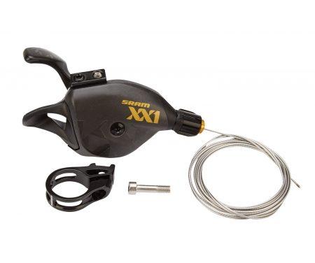 Sram Eagle XX1 – Trigger – 12 gear – Sort/guld