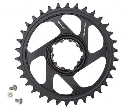 Sram Eagle XX1/X01 – Klinge – 1 x 12 gear – Sort – Direct Mount – 6 mm offset