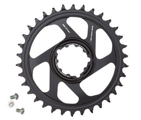 Sram Eagle XX1/X01 – Klinge – 1 x 12 gear – Sort – Direct Mount – 6 mm offset