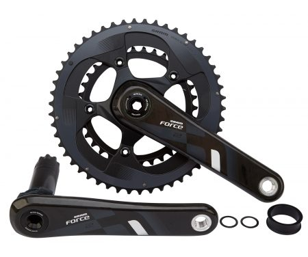 Sram Force 22 Compact – Kranksæt 50-34 tands – BB30