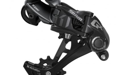 Sram GX bagskifter – 1×11 speed – Sort/grå