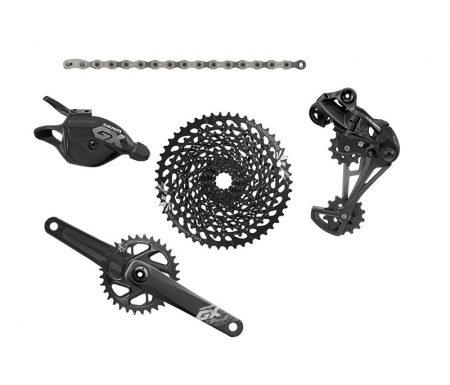 Sram GX Eagle – Geargruppe – 12 gear – BB30 Boost