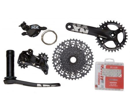 Sram NX Geargruppe – BB30 – 1 x 11 gear