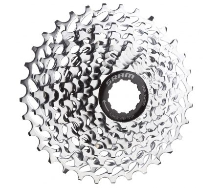 Sram PG-1050 kasette – 10 gear – 11-36 tands – X7/Rival