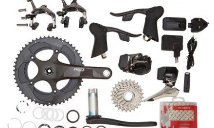 Sram Red eTAP – Komplet geargruppe – 22 elektroniske gear – BB30