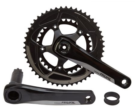 Sram Rival 22 – Kranksæt – 50/34T – BB30 – 172,5 mm – 2 x 11 gear