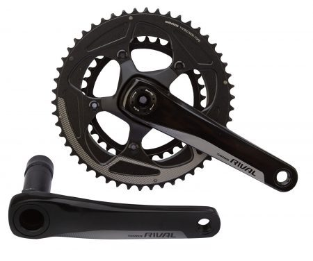 Sram Rival 22 – Kranksæt – 50/34T – BB30 – 175 mm – 2 x 11 gear