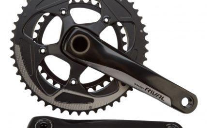 Sram Rival 22 – Kranksæt – 50/34T – GXP – 172,5 mm – 2 x 11 gear