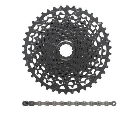 Sram sampak – 11 gear – PG-1130 11-42T kassette – PC-1110