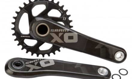 Sram X01 GXP – Kranksæt – 32T –  175 mm – Sort