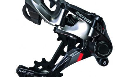 Sram XX1 bagskifter – Type 2.1 – 11 Gear – Sort/rød