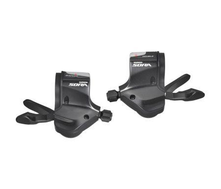 STI skiftegreb Sora Flat Bar 3×9 gear