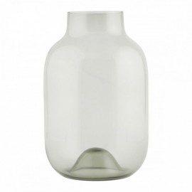 Stor House Doctor Vase – Shaped – Grå fra House Doctor