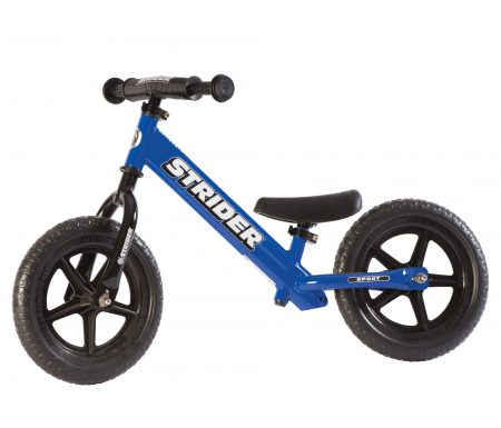 Strider Sport – Løbecykel – Blå