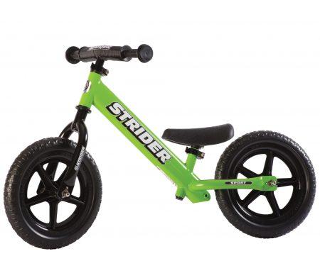 Strider Sport – Løbecykel – Grøn