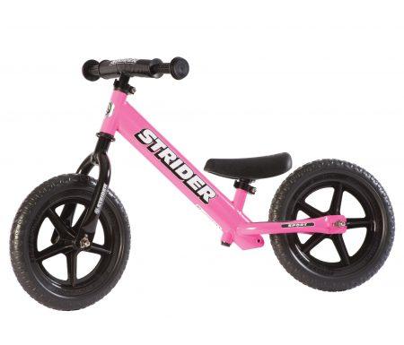 Strider Sport – Løbecykel – Pink