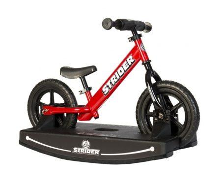 Strider vippeplatform – Til løbecykel