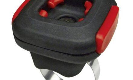 Styradapter til smartphone/ipod taske
