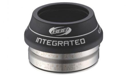 Styrfittings BBB BHP-41 Integreret ø41,0mm Sort