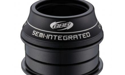 Styrfittings BBB BHP-50 Semi-Integreret ø41,4mm Sort