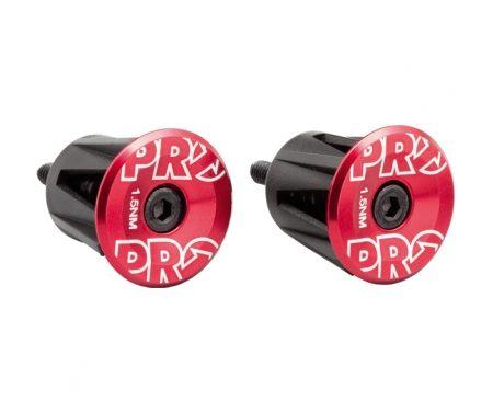 Styrpropper PRO Rød aluminium med expander
