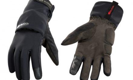 SUGOi All Weather Glove – Vind- og vandtæt cykelhandske – Sort
