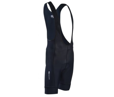 SUGOi Evolution – Bib-shorts med pude- Sort