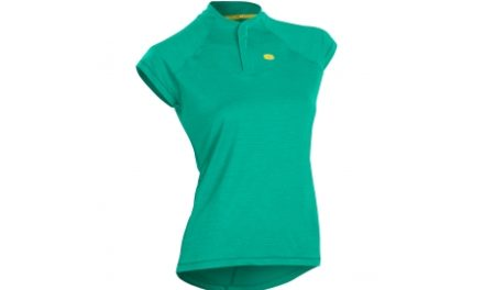 Sugoi RPM Jersey – Cykeltrøje med korte ærmer – Dame – Grøn