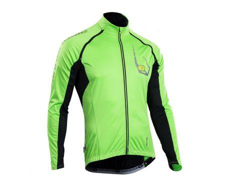 SUGOi RS 120 Convertible jersey – Vindtæt cykeljakke/vest – Cannondale grøn