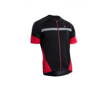 Sugoi RS Century Zap Jersey – Cykeltrøje med korte ærmer – Sort/Rød