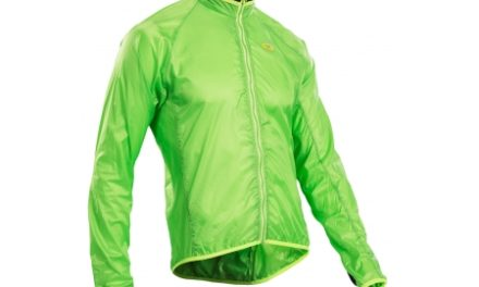 Sugoi RS letvægtsjakke – Grøn