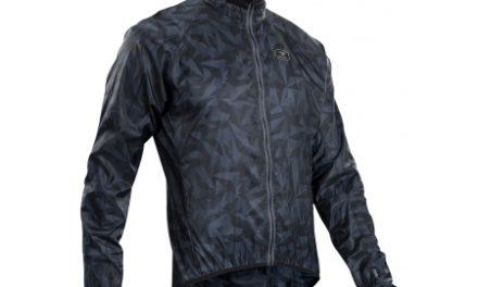 Sugoi RS letvægtsjakke – Sort camo
