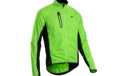 SUGOi RS ZAP – Reflekterende jakke – Grøn
