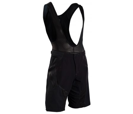 SUGOi RSX Suspension Shorts med pude – Loose fit – Sort