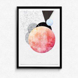 Martin Moore Sunday – Plakat fra Martin Moore
