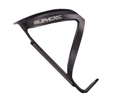 Supacaz Fly Ano – Flaskeholder – Sort – Aluminium – 18 gram